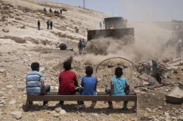 محكمة فلسطينية تمنع اسرائيل من هدم الخان الاحمر