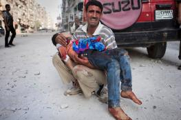 الازمة السورية ....312 الف قتيل بينهم 16 الف طفل