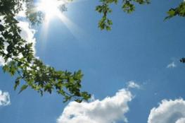 حالة الطقس: ارتفاع على درجات الحرارة اليوم وغدا