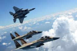 تدريبات مشتركة بين سلاح الجو الاسرائيلي والامريكي