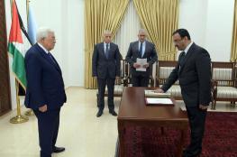 أحمد براك يؤدي اليمين الدستورية كرئيس لهيئة مكافحة الفساد