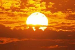 حالة الطقس : أجواء شديدة الحرارة حتى نهاية الأسبوع