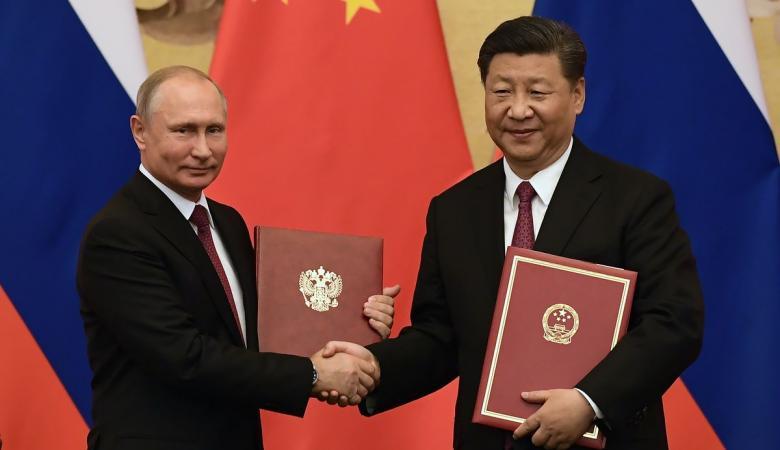 أكثر من 100 مليار دولار قيمة التبادل التجاري بين روسيا والصين