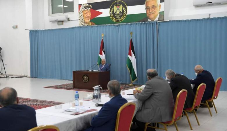 اللجنة التنفيذية: وقف الاتفاقات مع الاحتلال لا يتجزأ