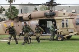 فجراً ..اصابة جندي اسرائيلي بعد تعرضه لاطلاق نار على الحدود المصرية