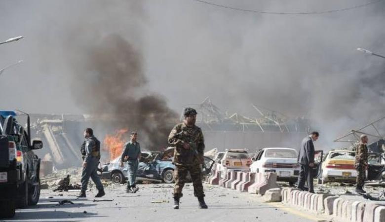 عشرات القتلى والجرحى في هجوم لداعش شرقي افغانتسان