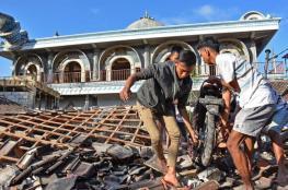 زلزال مدمر يضرب اندونيسيا وايطاليا واليابان