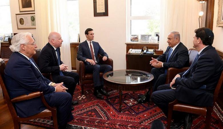 """كوشنر يزور """"إسرائيل"""" نهاية الشهر للقاء نتنياهو وغانتس"""