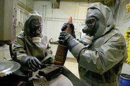 الشبكة السورية: قوات النظام نفّذت 214 هجوماً كيميائياً ضد المعارضة