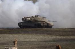 مدفعية الاحتلال تستهدف شابين جنوب قطاع غزة