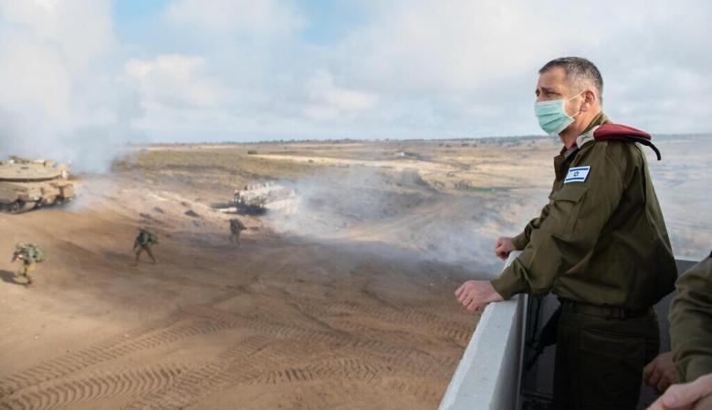 الجيش الاسرائيلي : استعدادات شاملة لتطبيق خطة الضم