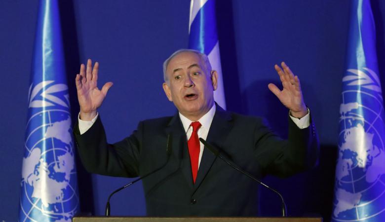 نتنياهو يتحدث عن احتلال الجليل من قبل حزب الله اللبناني