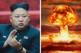كوريا الشمالية تهدد وتتوعد  اميركا ببحر من اللهب