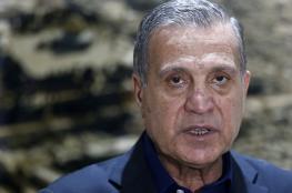 الرئاسة : لا نتدخل في الشأن الاسرائيلي الداخلي