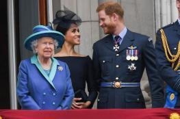 ملكة بريطانيا ستجبر الأمير هاري وزوجته على دفع ايجار منزلهما
