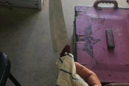 الاحتلال يزعم : اعتقال شاب حاول تنفيذ عملية طعن جنوب جنين