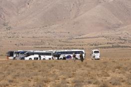 الجيش الامريكي : قافلة داعش ما تزال تحت المراقبة