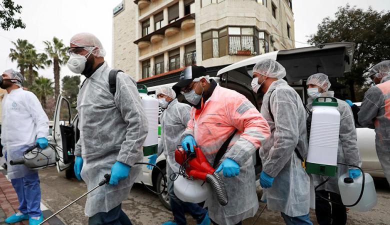 ارتفاع اصابات كورونا في فلسطين إلى  73 إصابة