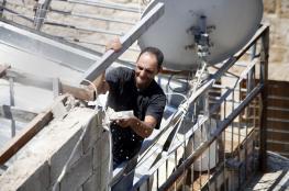 الاحتلال يجبر مواطنا على هدم منزله ذاتيا في القدس