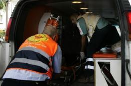 مصرع طفلة واصابة 2 بانهيار جدار جنوب قطاع غزة
