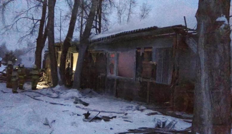 11 قتيلا في حريق مسكن لمهاجرين في سيبيريا