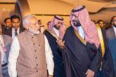 بعد باكستان ..بن سلمان يصل الهند في ثاني جولة خارجية