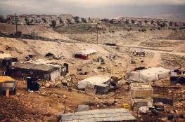نتنياهو يصدر قراراً بطرد البدو الذين يعيشون بمحيط القدس