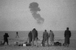 5 أضعاف تفجير هيروشيما.. ماذا تعرف عن تجربة فرنسا النووية في الجزائر؟