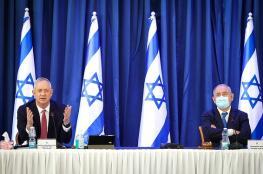 خلافات الضم ..نتنياهو يهدد غانتس بالذهاب الى الانتخابات