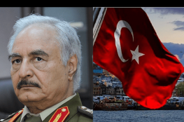 بعد تهديدات أنقرة ..حفتر يطلق سراح 6 اتراك