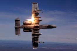 """التحالف الدولي يستخدم لأول مرة طائرات من نوع """"A10"""" في الموصل"""