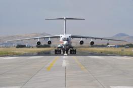 """وصول دفعات جديدة من منظومة """" اس -400 """" الى تركيا"""