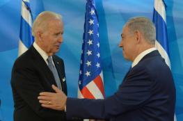 نتنياهو لبايدن : عباس لا يدين العمليات وفتح ترحب بها