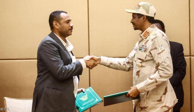 السودان ..قادة دول يحضرون مراسم الاعلان الدستوري