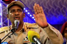حميدتي: تضيع السودان لو لم أصل للسلطة