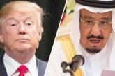 ترامب منتقداً : ندفع اموالاً طائلة للدفاع عن السعودية