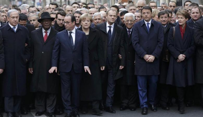 """الرئاسة التركية: أيسير العالم من أجل الضحايا المسلمين كما """"شارلي إيبدو""""؟"""