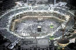 """السعودية تسجل رقما قياسيا مبهرا في ليلة 27 من رمضان """"صور """""""