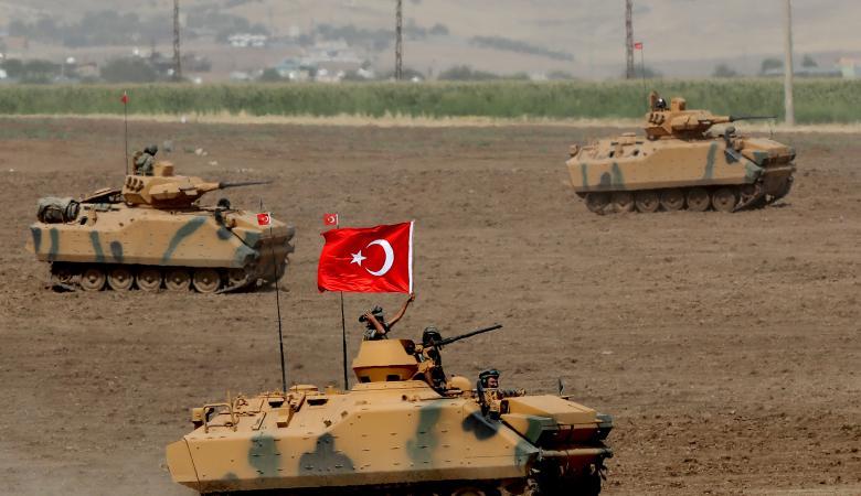 """تركيا للجيش السوري : """"ان كنتم قادرين على مواجهتنا  فتفضلوا """""""