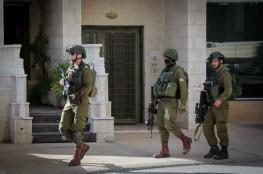 الاحتلال يعتقل 3 مواطنين من الضفة الغربية
