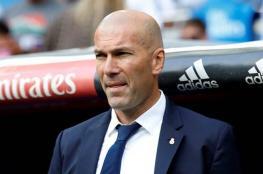 تعرف على القيمة الجديدة لعقد زيدان مع ريال مدريد