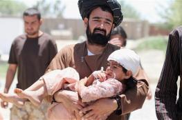 الامم المتحدة: عدد قياسي جديد من الضحايا المدنيين في افغانستان
