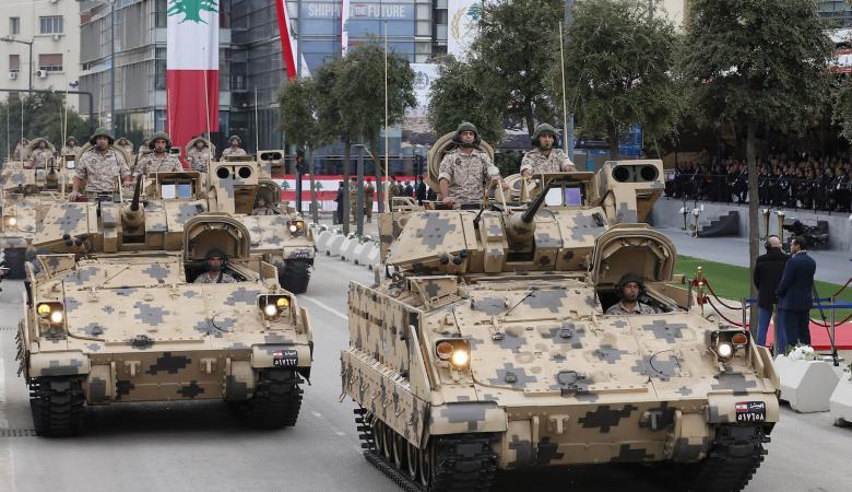 ايران : جاهزون لتزويد الجيش اللبناني بالسلاح