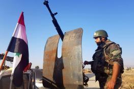 مقتل 75 مسلحاً في قصف سوري على مواقع في ريف إدلب