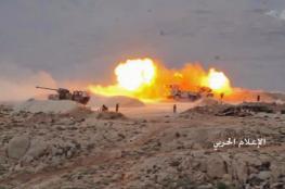 اشتباكات بين حزب الله والنظام السوري في دير الزور