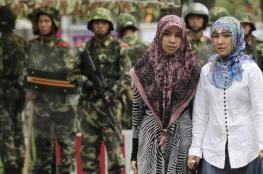 """واشنطن تصف معاملة الصين لمسلمي الإيغور بـ""""وصمة القرن"""""""