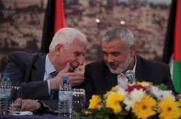 حماس : لا جديد في ملف المصالحة