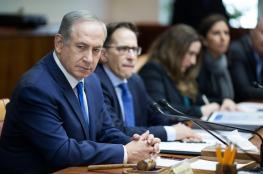 """وزير إسرائيلي :"""" نعيش في حالة انقسام وانقلاب على السلطة """""""