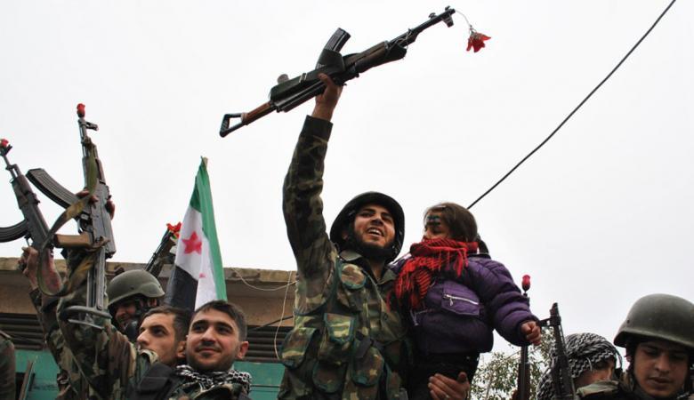 الجيش السوري الحُر: نستطيع إسقاط النظام والدخول إلى قلب دمشق في 40 يوم