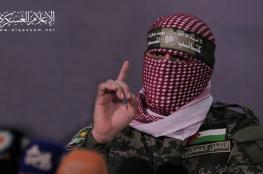 حماس : كلمة مهمة غداً للناطق باسم القسام